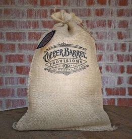Copper Barrel Provisions Burlap Sack [12 x 20]