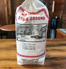 Linney's Water Mill Linney Water Mill (Yellow Corn Grits) [2 lb]