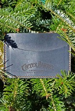 Copper Barrel Distillery Copper Barrel Leather Wallets [Black] {Cardholder}