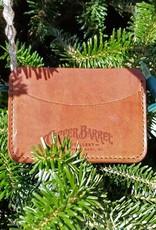 Copper Barrel Distillery Copper Barrel Leather Wallets [Brown] {Cardholder}