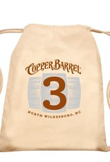 Drawstring Cotton Backpack (3 Barrels)
