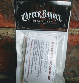 Copper Barrel Provisions Apple Pie Spice Packet