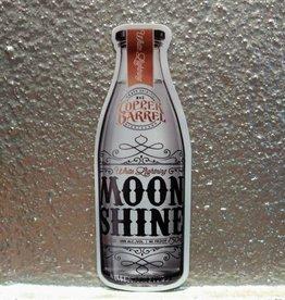 Copper Barrel Distillery Moonshine Magnet [White Lightning]