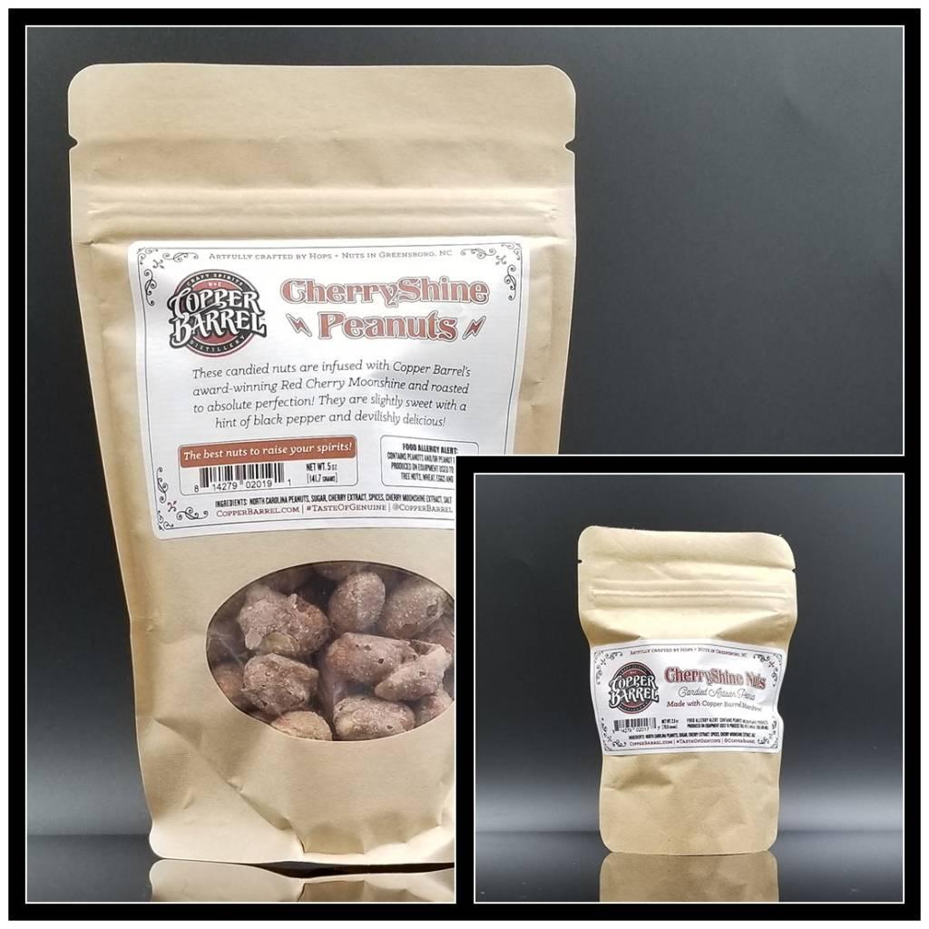 Copper Barrel Distillery CherryShine Nuts