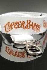 Copper Barrel Copper Barrel Lanyard