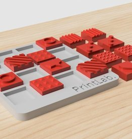 PrintLab Classroom: Tactile Matching Game