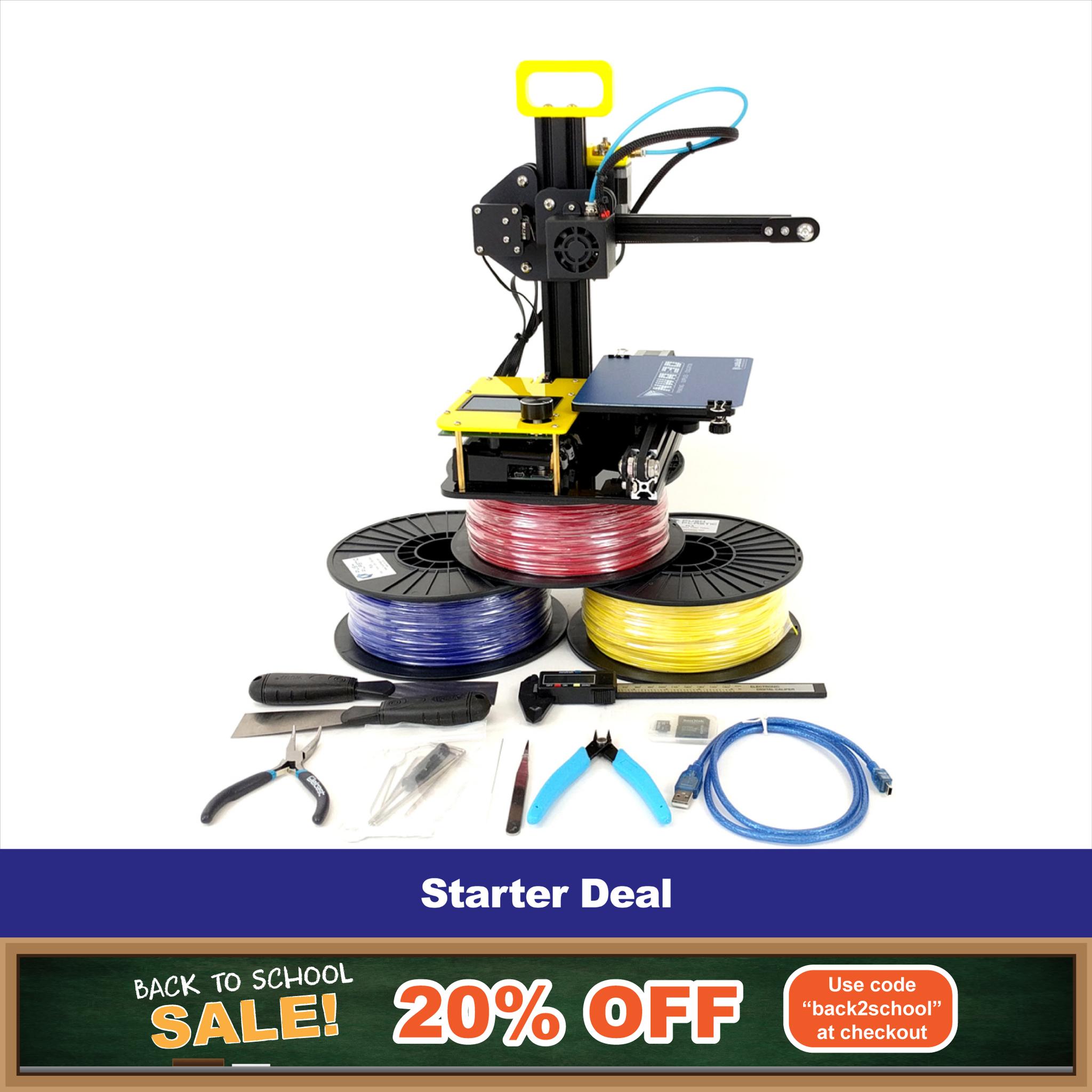 Starter Deal 20% Off