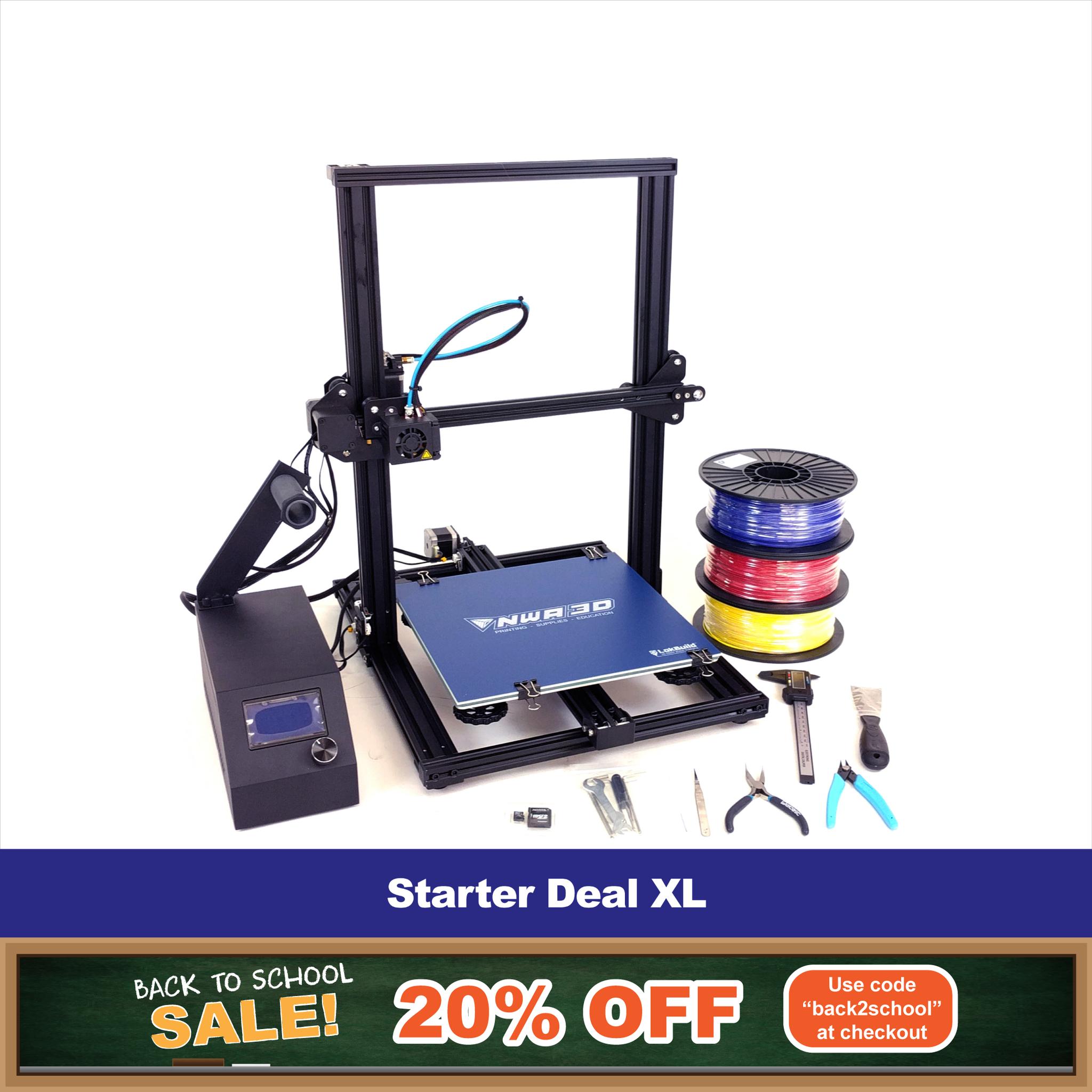 Starter Deal XL 20% Off
