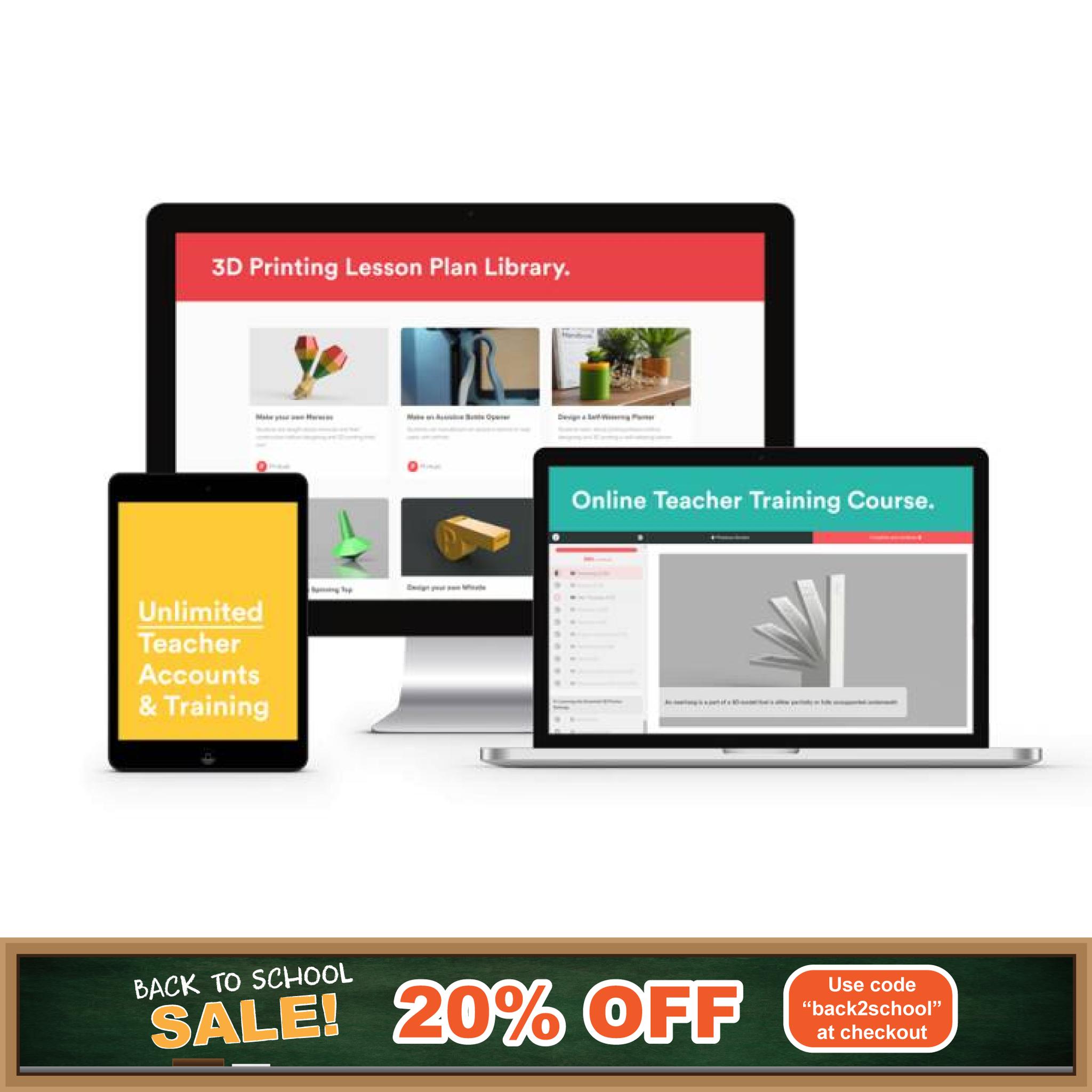 PrintLab Classroom Site