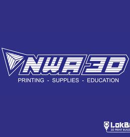 NWA3D A5 Flexible Build Plate Assy
