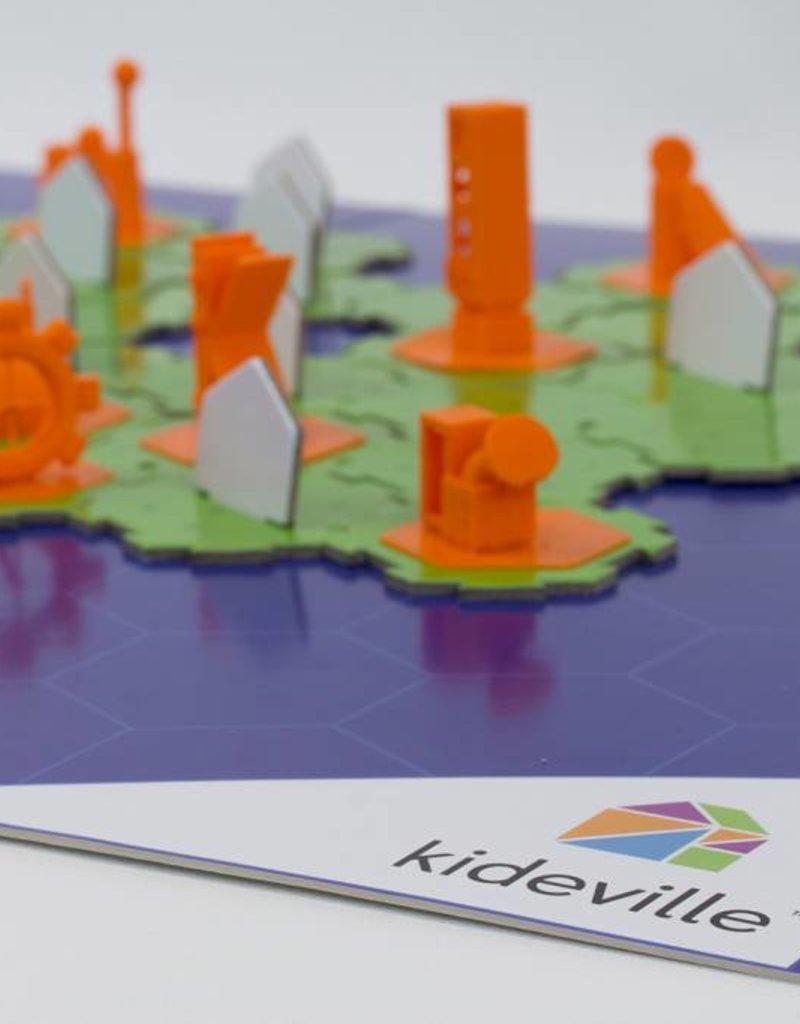 Kideville Curriculum Kit