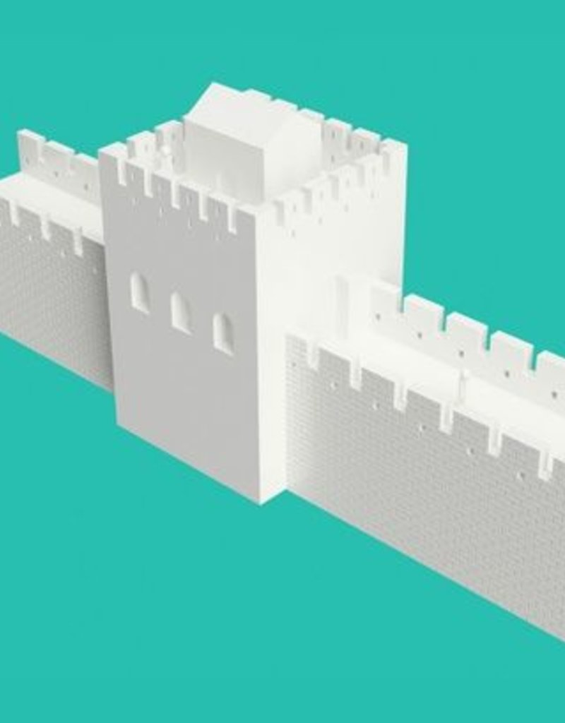 PrintLab Classroom: Design your own Great Wall of China Watchtower