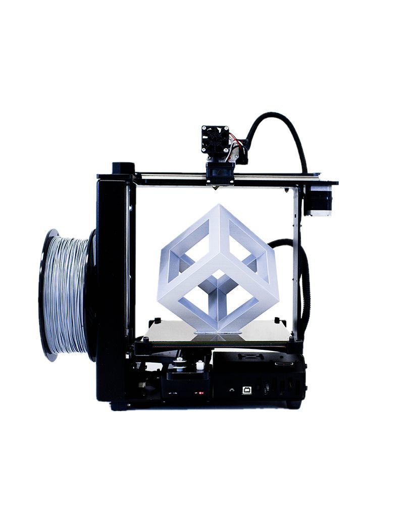 MakerGear MakerGear M3-SE Single Extruder 3D Printer