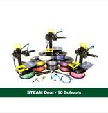 NWA3D STEAM Deal - 10 Schools