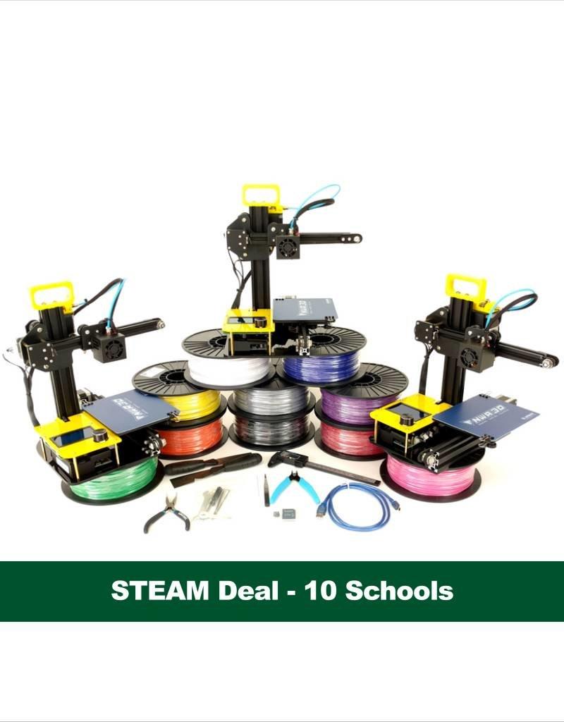 STEAM Deal - 10 Schools