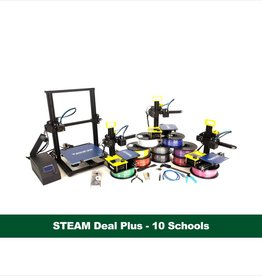 NWA3D STEAM Deal Plus - 10 Schools