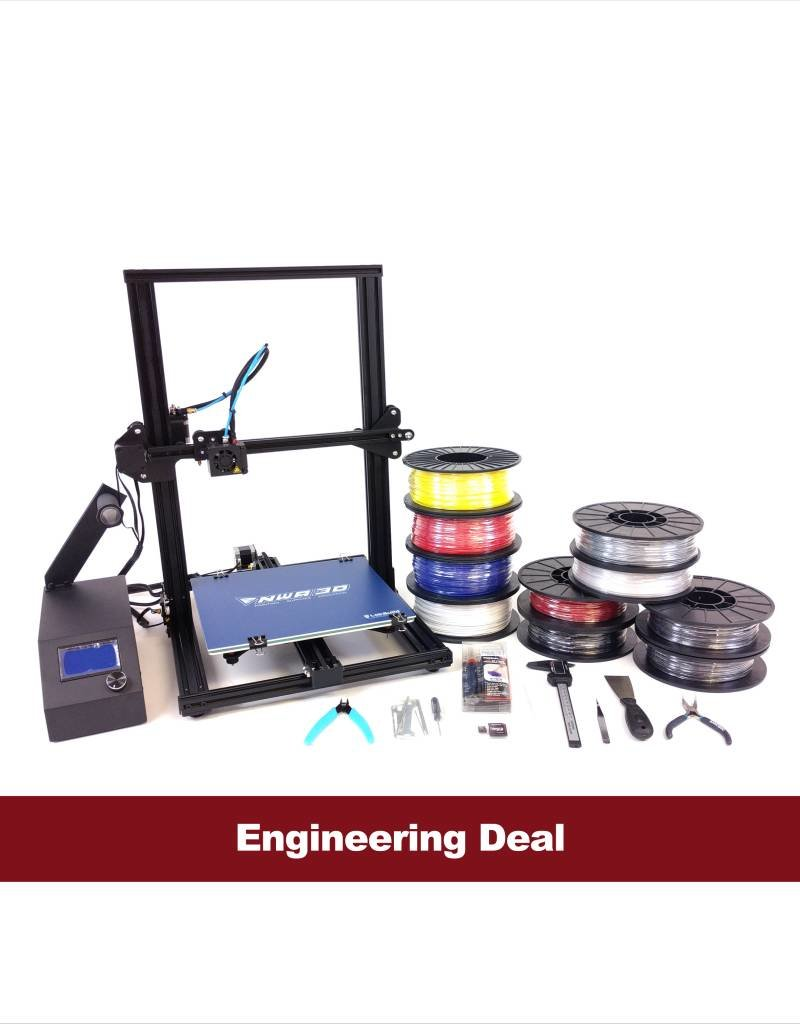 NWA3D Engineering Deal