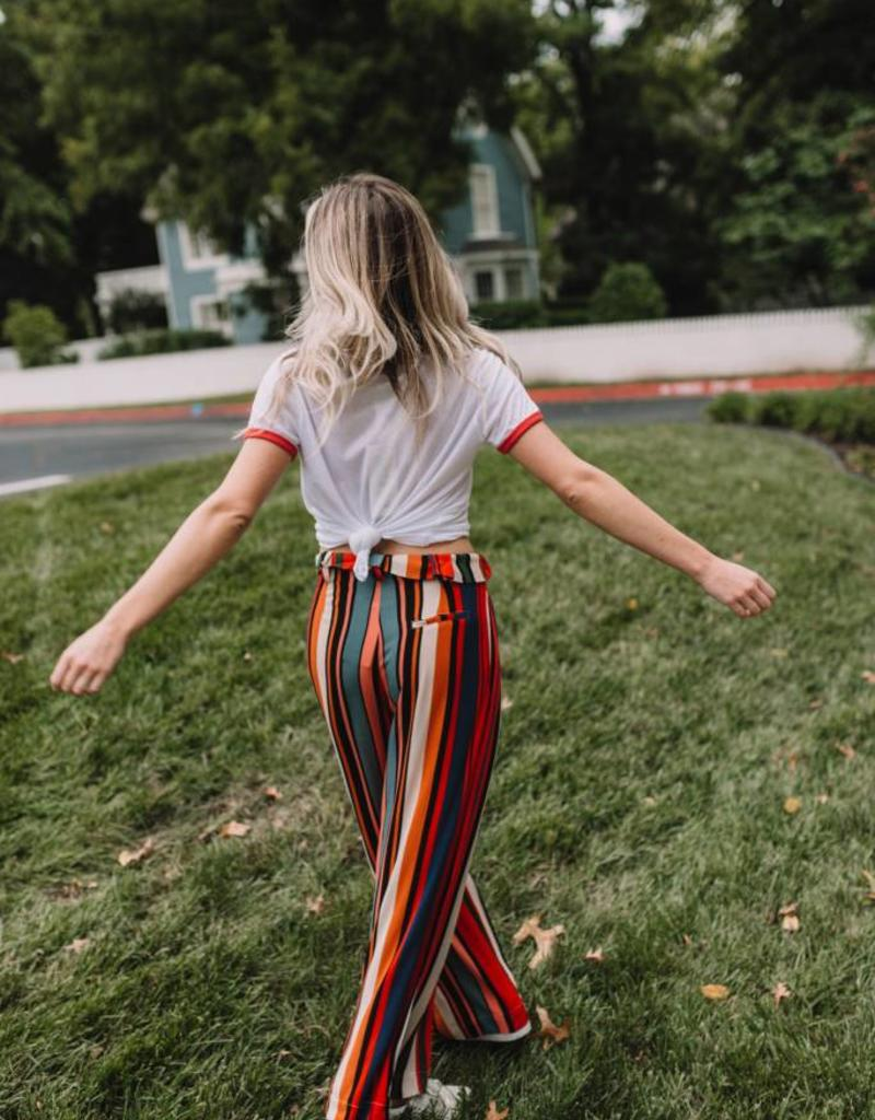 Karlie Spice of Life Striped Pants
