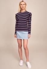 Fifth Label Kinetic Stripe Long Sleeve Top