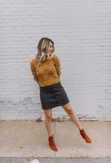 Lost + Wander Hold on Tight Plaid Skirt