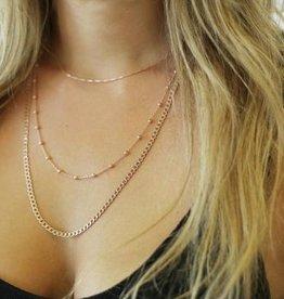 Joy Dravecky Sleek Trio Necklace