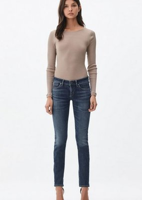 Citizens of Humanity Racer Low Rise Skinny - Rival