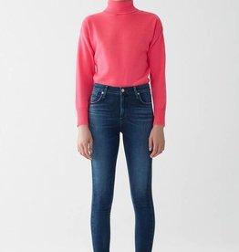 AGOLDE Sophie Highrise Skinny Crop - Claremont