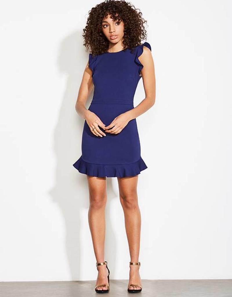 Ali & Jay Someday Mini Dress