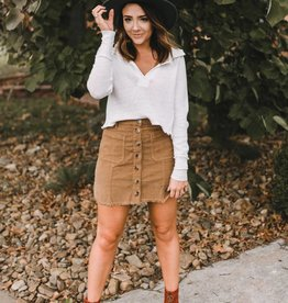 Show Me Your Mumu Sedona Skirt