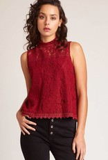 Jack by BB Dakota Up to Here Lace Top