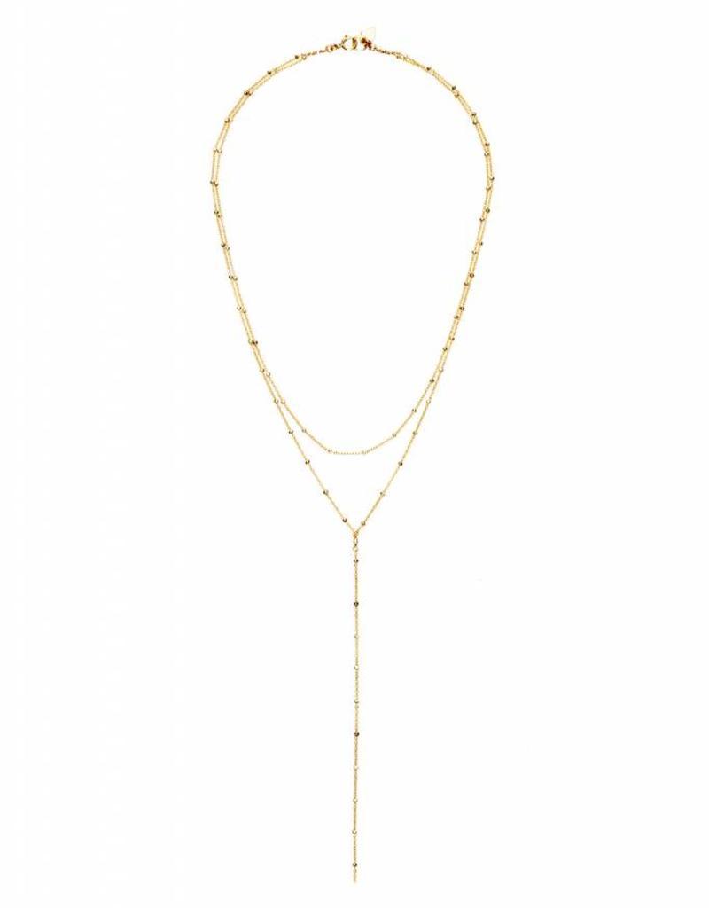 Joy Dravecky Sparkle 2 in 1 Necklace
