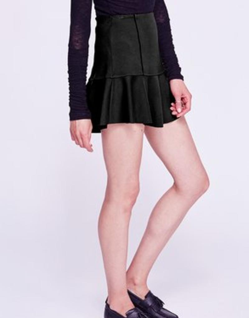 Free People Highlands Mini Skirt