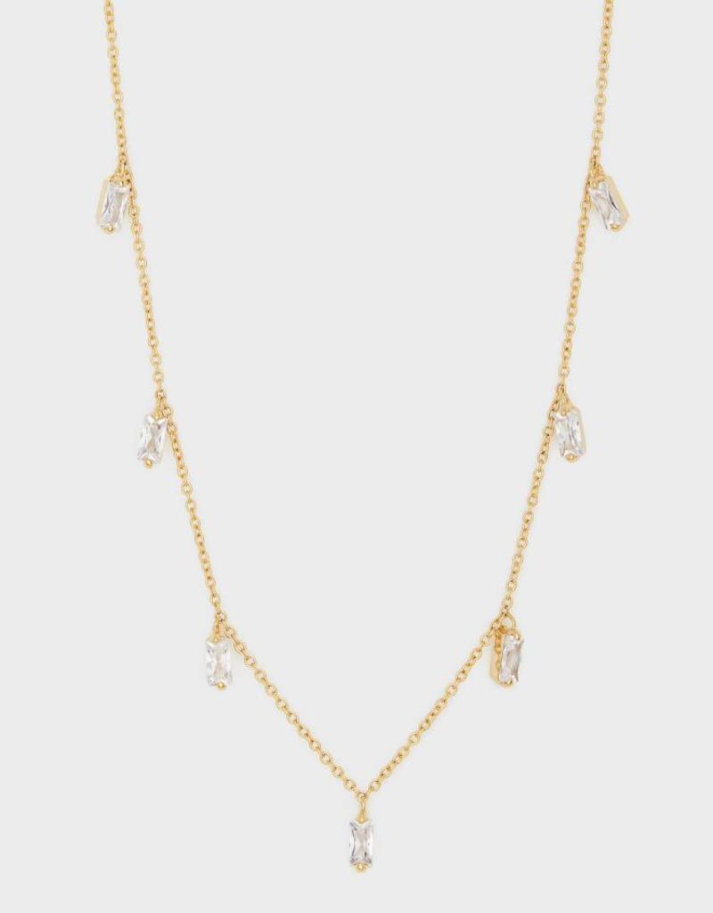 Gorjana Amara Fringe Necklace