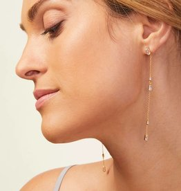 Gorjana Amara Drop Earrings