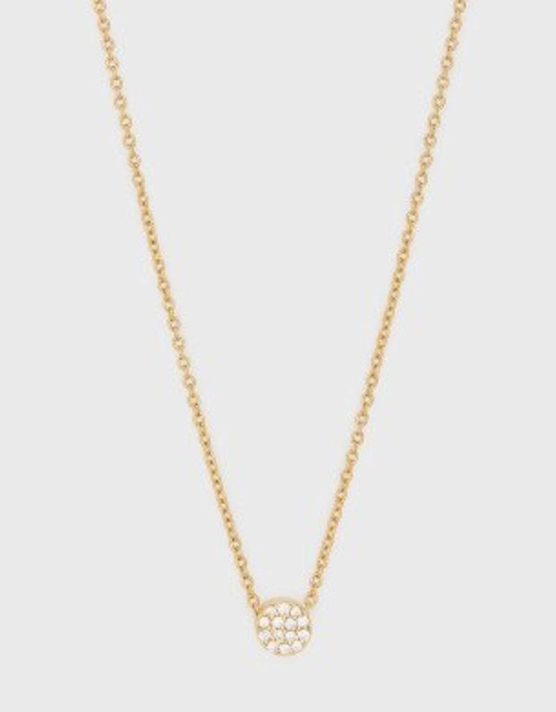 Gorjana Pristine Shimmer Necklace