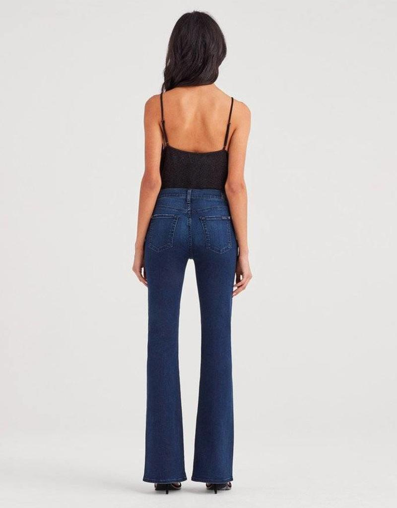 7 For All Mankind Ali Flare - B(air) Varnish