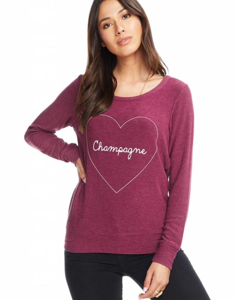 Chaser Cozy Knit Pullover