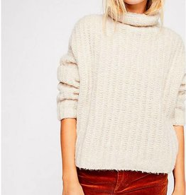 Free People Fluffy Fox Sweater