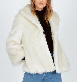 Amuse Society Fur Ever Mine Jacket