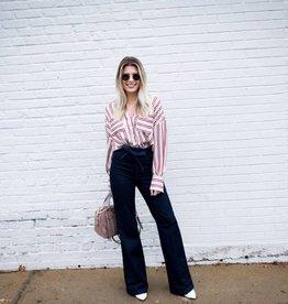Joe's Jeans Shayla Highrise Flare