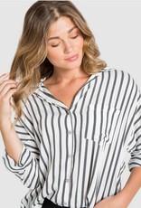 Bella Dahl Button Back Shirt