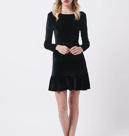 Chloe Oliver Noir Dress