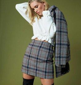 Minkpink New School Mini Skirt