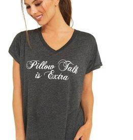 Wildfox Pillow Talk is Extra Romeo V-Neck Tee