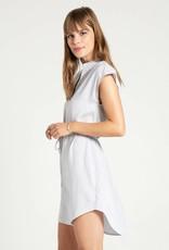 Bella Dahl  Cap Sleeve Belted Dress