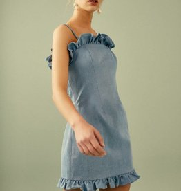C/MEO Collective Decoy Mini Dress