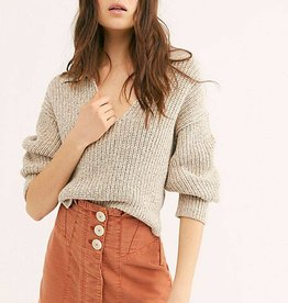 Free People Every Minute Every Hour Mini Skirt