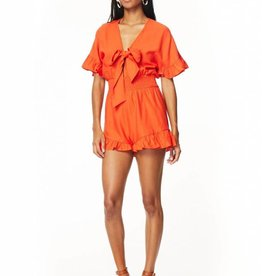Lost + Wander Bloody Mary Ruffle Romper