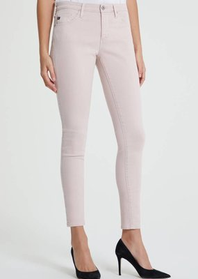 AG Jeans Legging Ankle - Peaked Pink