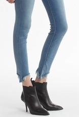 Hudson Barbara High Rise Super Skinny Ankle Jean Beach Side